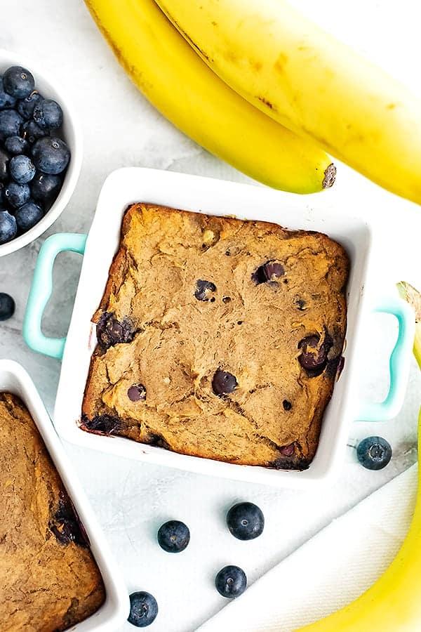 Blueberry Banana Bread | www.PancakeWarriors.com